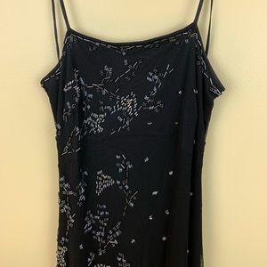 BCBG beaded formal women's gown